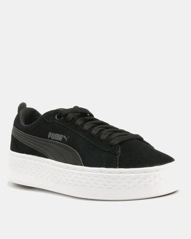 Puma Smash Platform SD Sneakers Black