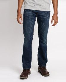 Levi's ® 527™ Slim Bootcut Jeans Mid Vintage
