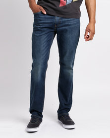 Levi's ® 541™ Athletic Taper Fit Jeans Canyon Dark