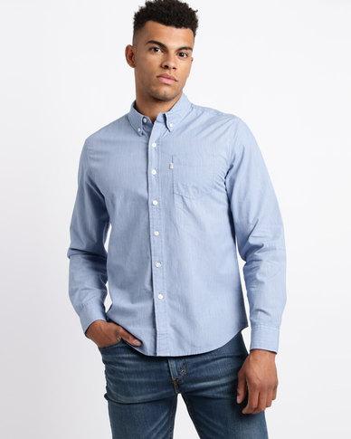Levi's ® Classic 1 Pocket Shirt True Blue