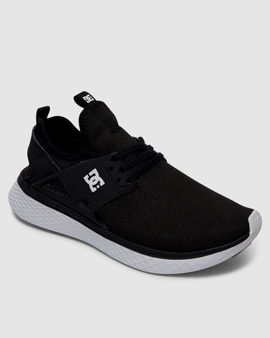 DC Meridian Sneakers Black/White