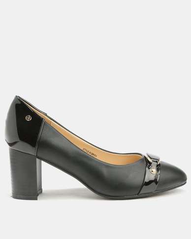 Cheapest online Franco Gemelli Franco Gemelli Nuria Court Shoes Black 100% guaranteed for sale for sale finishline free shipping pay with paypal cheap sale professional pSWr67cX5G