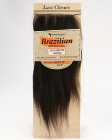 African Splendor 100% Virgin Remy Brazilian Hair Straight 3 P