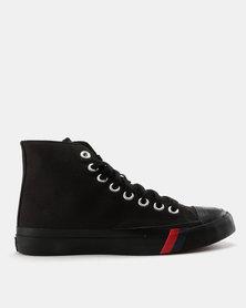 Pro-Keds Royal Hi Core Sneakers Black