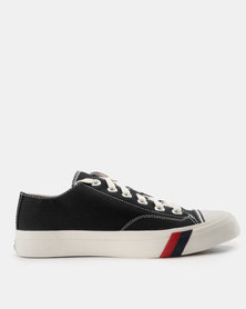 Pro-Keds Royal Lo Core Sneakers Black