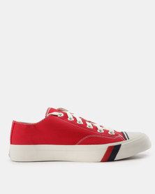 Pro-Keds Royal Lo Core Sneakers Red