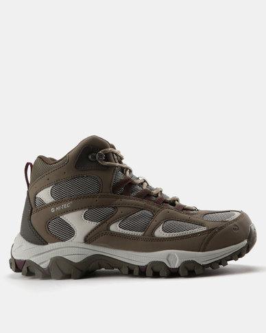 3934783c7061 Hi-Tec Women s Lima Sport Shoes Brown