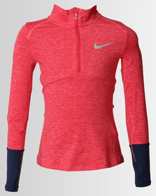 Nike Dry Element Running Top Pink