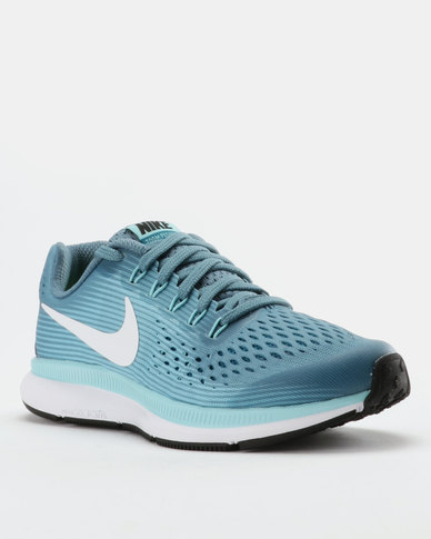 best service 23797 5bbff Nike Zoom Pegasus 34 GS Sneakers Blue