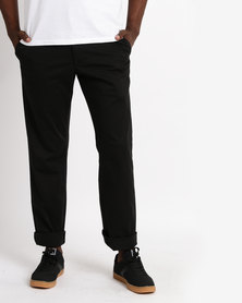 RVCA Weekend Stretch Pants Black
