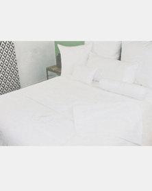 Polo Mayfair King Pillow Case Set White