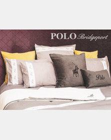 Polo Bridgeport Duvet Cover Set Neutrals