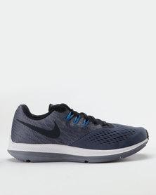 Nike Performance Nike Zoom WINFLO 4 Trainers Blue