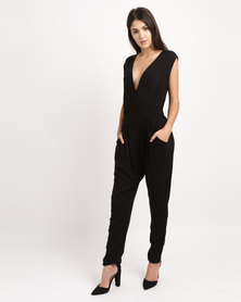 Rustiq Jilly Jumpsuit Black