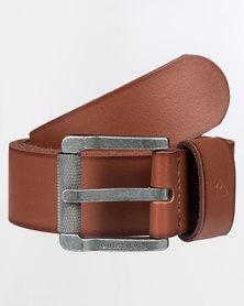 Quiksilver The Everyday Belt Brown