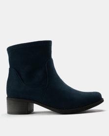 Utopia Basic Softee Boots Navy