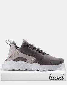 Nike Air Huarache Run Ultra Sneakers Gunsmoke/Vast Grey