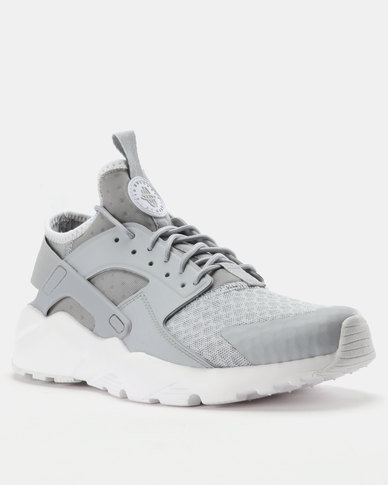 0d42fa5d5f4b6c Nike Air Huarache Run Ultra Sneakers Wolf Pale Grey