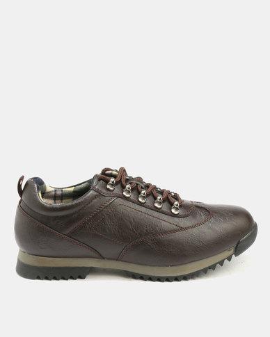 Urbanart Crocco 7 Wax Shoes Choc