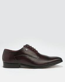 Mazerata Grazie 29 Formal Shoes Burgundy