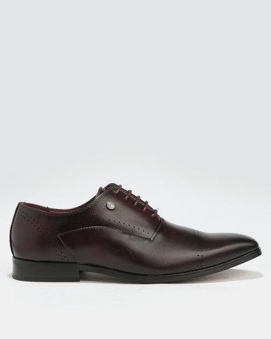 Mazerata Mazerata Grazie 29 Formal Shoes Burgundy discount Cheapest WjMiz6db