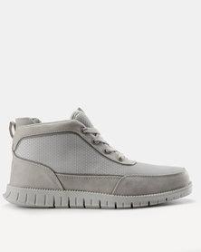 Jordan Huxley Hi Top Sneakers Grey