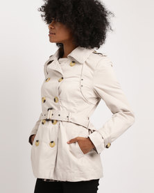 Gordon Smith Trench Coat Beige