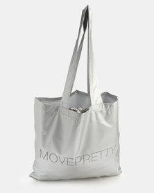 MOVEPRETTY Totes Bag Metallic