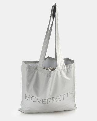 MOVEPRETTY Totes Bag Metallic b7018313c3