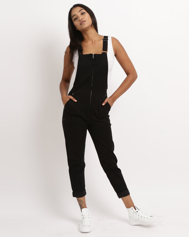 the sale of shoes Official Website selected material RVCA Walkaway Dungarees Black