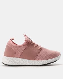 Soviet Jaelyn Sneakers Dusty Pink
