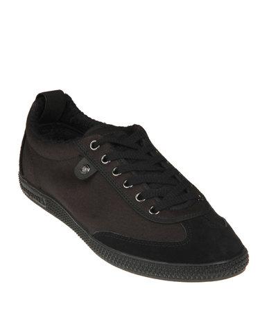 469332dd8e61 Le Coq Sportif Provencale Casual Sneakers Black Gunmetal