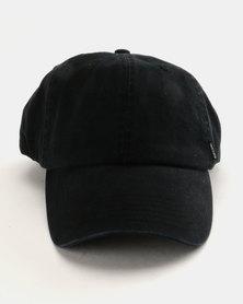 Rip Curl Plain Dad Cap Black