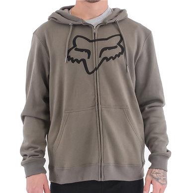 Legacy Fox Head Zip Through Fleece