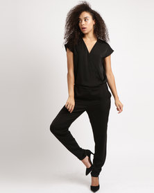 Brava Jumpsuit Black