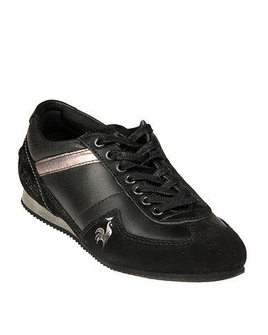 korting te koop skate schoenen fantastische besparingen Le Coq Sportif Calgary Casual Sneakers Black