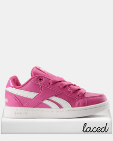 Reebok Girls Court Royal Prime Sneakers Pink