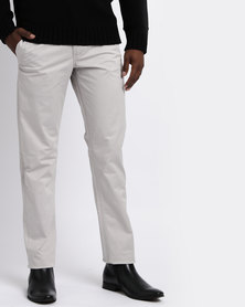 Utopia Cotton Chinos Stone