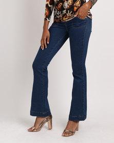 Vero Moda Corner Slim Flared Jean