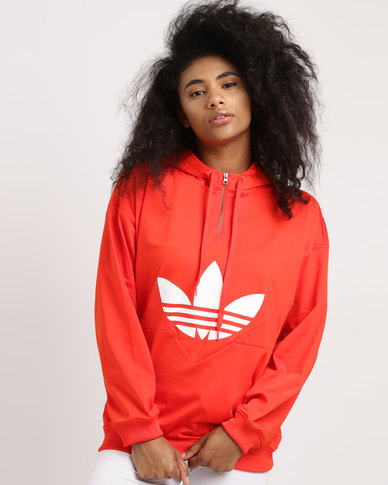 b6f66267 adidas Colorado Original Hooded Sweatshirt Orange | Zando