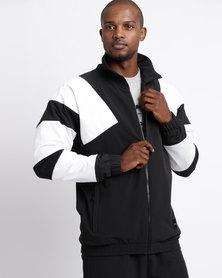 adidas EQT Bold Tracksuit Jacket Black/White