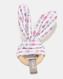 Moederliefde Bunny Theether Fletching Arrows Multi