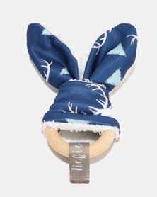 Moederliefde Bunny Theether Navy White