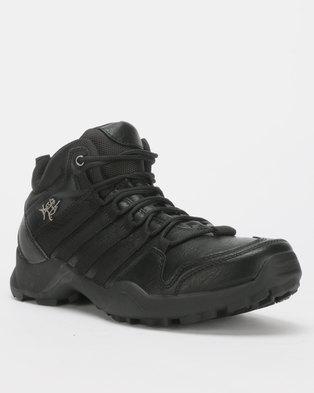 Urbanart Kwesta Bolt 1 Lace Up Sneakers Black