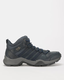 Urbanart Bolt 1 Lace Up Sneakers Navy