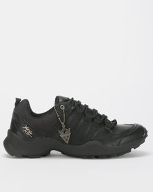 Urbanart Bolt 2 Lace Up Sneakers Black
