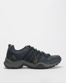Urbanart Bolt 2 Lace Up Sneakers Navy
