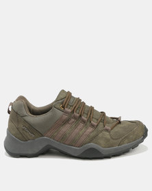 Urbanart Bolt 2 Lace Up Sneakers Olive