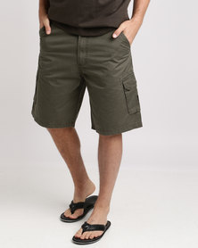 Jeep 28cm Belted Shorts Combat