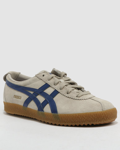 e9aa668730af Onitsuka Tiger Mexico Delegation Feather Grey Twilight Blue